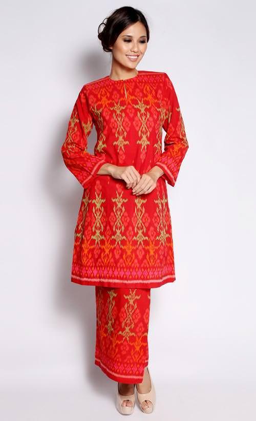 learn to sew malay costume